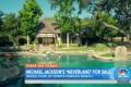 流行巨星迈克尔·杰克逊在1987年以1950万美元的价格买下了位于加州洛斯奥利沃斯的梧桐山谷牧场,该牧场占地2700英亩,之后被杰克逊改造成巨大的游乐园,并将其改名为梦幻庄园,而这个名字来源于《小飞侠彼得潘》中主人公彼得·潘那座虚构的小岛家园,所以梦幻庄园的隐喻就是永远的童年,不朽以及避世。